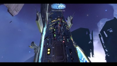 Homeworld 2 Remastered Beyond 4K Resolution