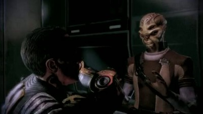 "Mass Effect 2 ""Zaeed Massani DLC Trailer"""