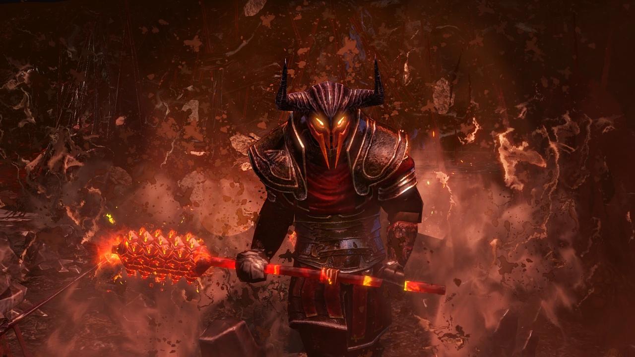 Выход Path of Exile на PS4 состоится 26 марта