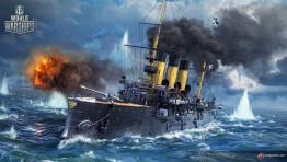 Первый трейлер World of Warships: Legends