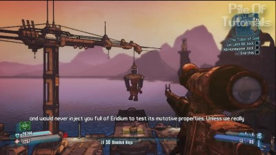 Пасхалки в Borderlands 2 [Easter Eggs]
