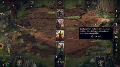 Thronebreaker: The Witcher Tales - Первые 11-ть минут игры