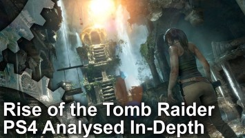 Анализ графики Rise of The Tomb Raider на PS4, Xbox One, Пк и Xbox 360