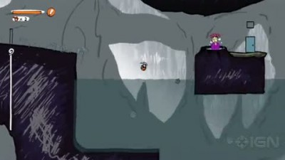 "The Fancy Pants Adventures ""GDC Trailer"""
