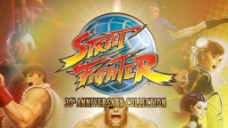 Скриншоты сборника Street Fighter 30th Anniversary Collection