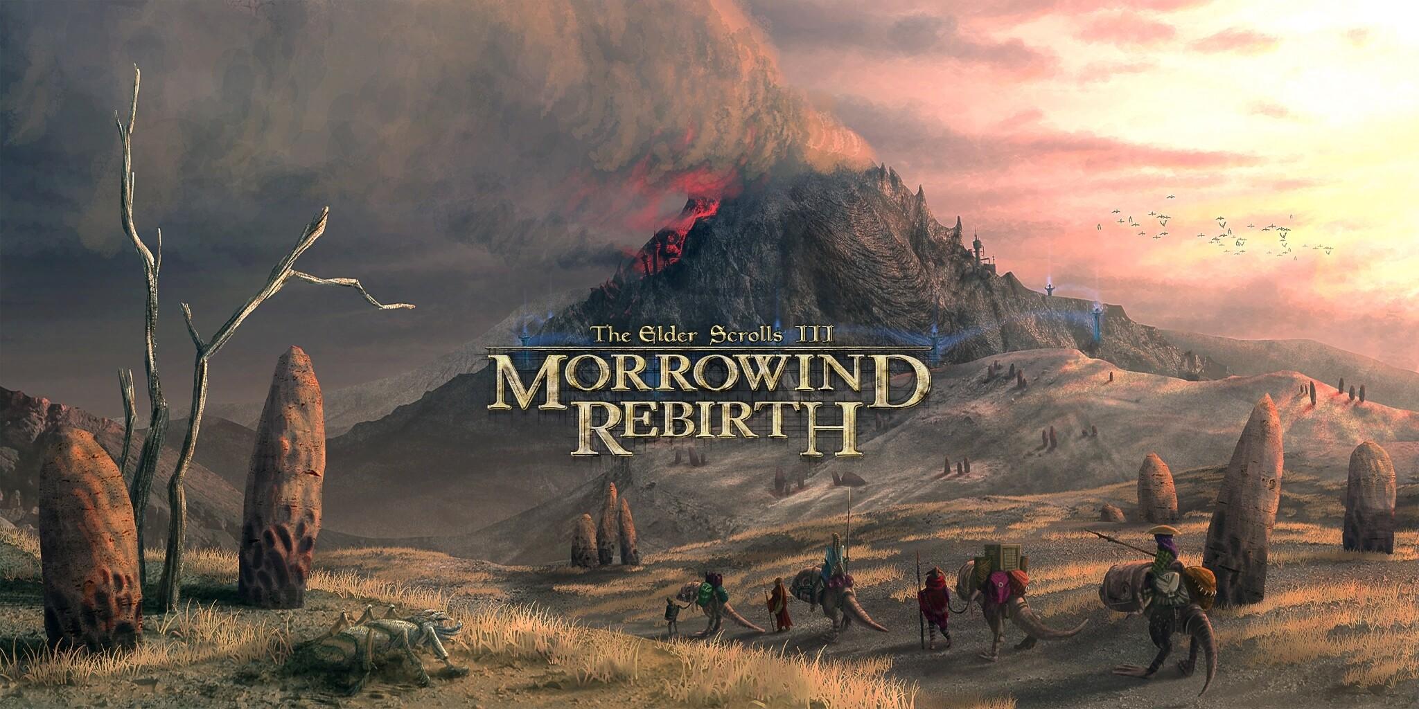 Глобальный мод Morrowind Rebirth обновился до версии 5.4