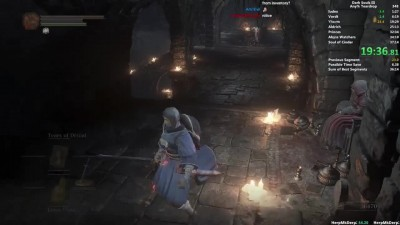 Dark Souls 3 - World Record