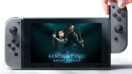 Ретро-аркады в Switch-портах Resident Evil: Revelations