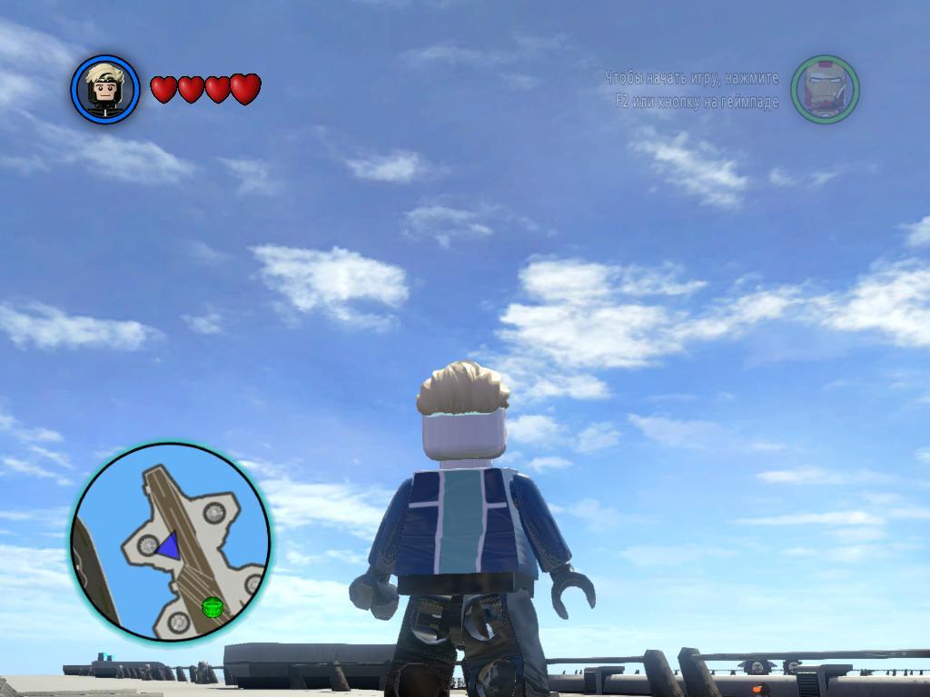 скачать мод на Lego Marvel Superheroes на ртуть - фото 8