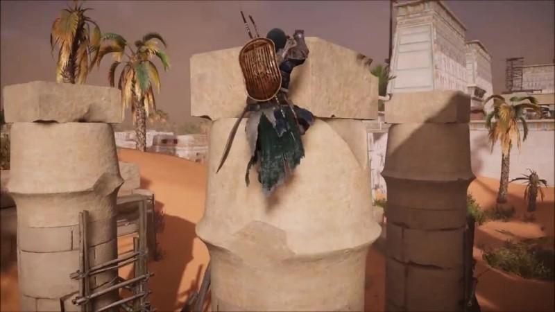 Дезмонд Майлз найден? / Вся правда о Дезмонде в Assassin's Creed: Origins