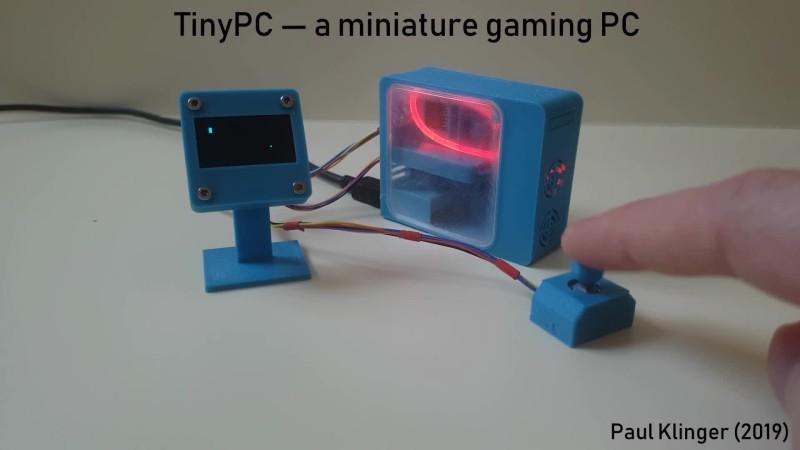 Крошечный компьютер, способный потянуть Crysis