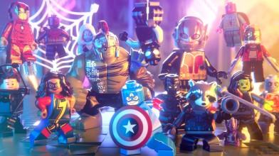 LEGO MARVEL Super Heroes 2 тест GPU/CPU