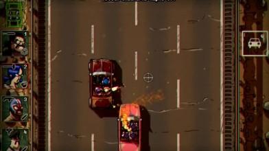 Death Skid Marks: Alpha 0.1 (PC)
