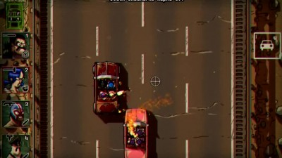 Death Skid Marks: Alpha 0.1 (PC)