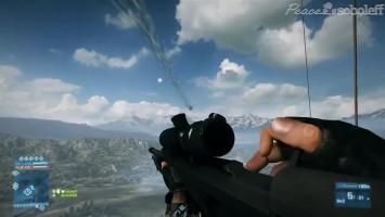 Песня про Battlefield 3 | «Снайпер»
