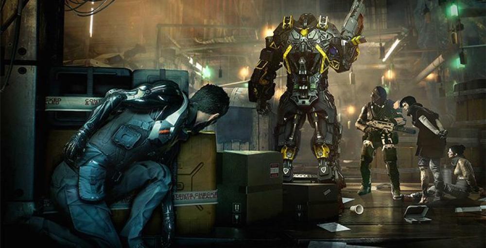 Премьеру Deus Ex: Mankind Divided отложили на полгода