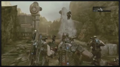 В Gears of War 3 нашлось пасхальное яйцо