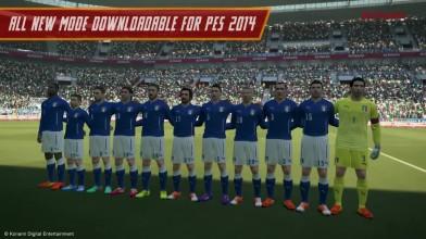"PES 2014 ""Трейлер World Challenge DLC"""