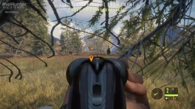 The Hunter: COTW - Пуля 20GA в действии