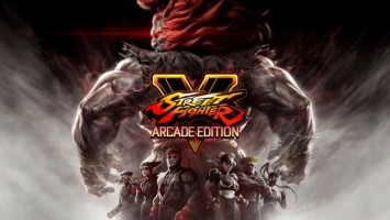 Анонс Street Fighter V: Arcade Edition
