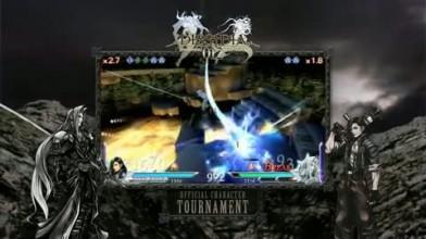 "Dissidia 012: Final Fantasy ""Tournament Trailer #1"""