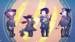 Little Witch Academia: Chamber of Time - Трейлер синематик