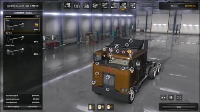 American Truck Simulator - Обзор Peterbilt 352 Reworked v1.0. Для 1.35.x
