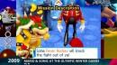 Эволюция персонажа Eggman в играх про соника