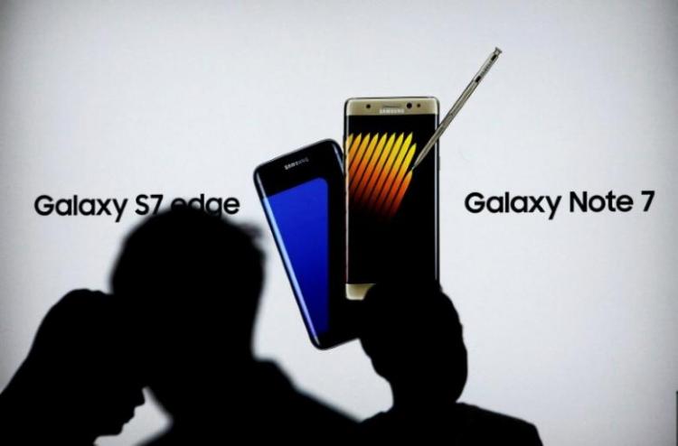Galaxy Note 7 взрывались из-за своеобразных размеров аккамуляторных батарей