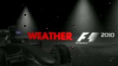 "F1 2010 ""Weather Dev Diary"""