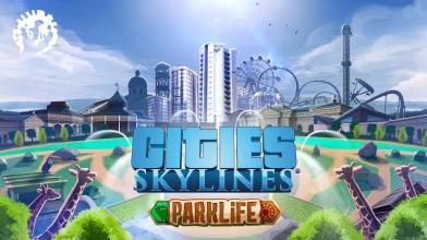 Дополнение Parklife для Cities: Skylines вышло на консолях