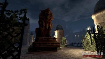 Новые скриншоты Dragon Age II: Mark of the Assassin