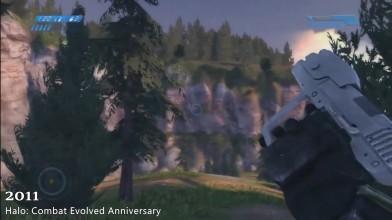 Эволюция Игр Halo 2001-2017