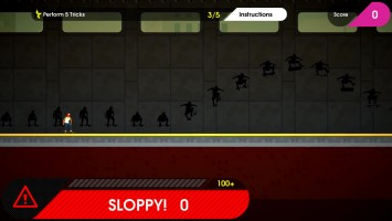 "OlliOlli2: Welcome to Olliwood ""Геймплей PC 1080p"""