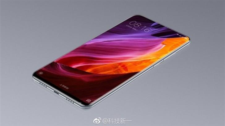 Изображение прототипа Xiaomi MiMix 2 утекло всеть