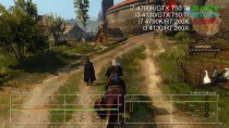 "The Witcher 3 ""��������� ������� ������ GTX 750 Ti vs R7 260X �� Digital Foundry"""