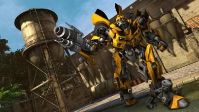 Transformers: Dark of the Moon - Первые скриншоты