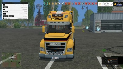 Обзор мода SCANIA STAX GOLDHOFER TRUCK PACK v1.0 для FS 15