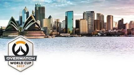 Overwatch - Обзор группового этапа Чемпионат мира 0017 в Сиднее