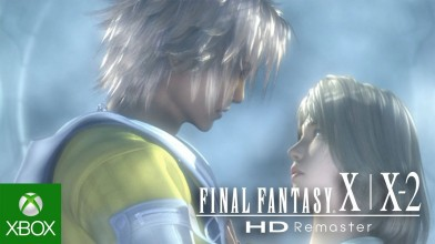 Состоялся релиз Final Fantasy X & X-2 HD Remaster на Xbox One и NSwitch