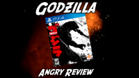 Angry Review Godzilla (PS4) 2/10