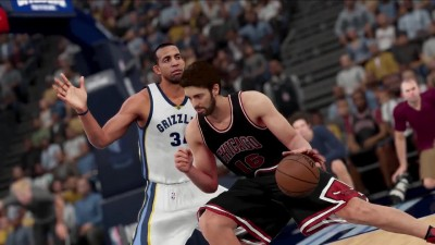 "NBA 2K16 ""Трейлер The Living World"""