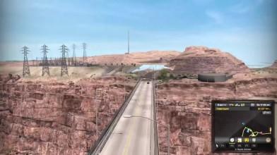 American Truck Simulator - Путевые заметки. Штат Юта в патче 1.35