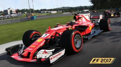 Из игры F1 2017 убрали защиту Denuvo