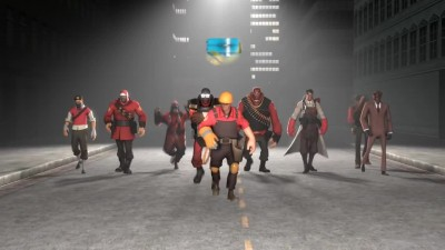 Team Fortress 2 - Save as .dmx , the X-tended cut