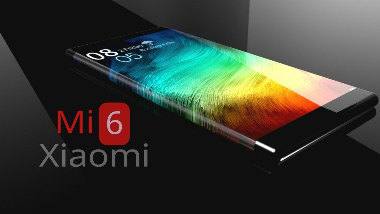 Xiaomi Mi6 может выйти в11 цветах