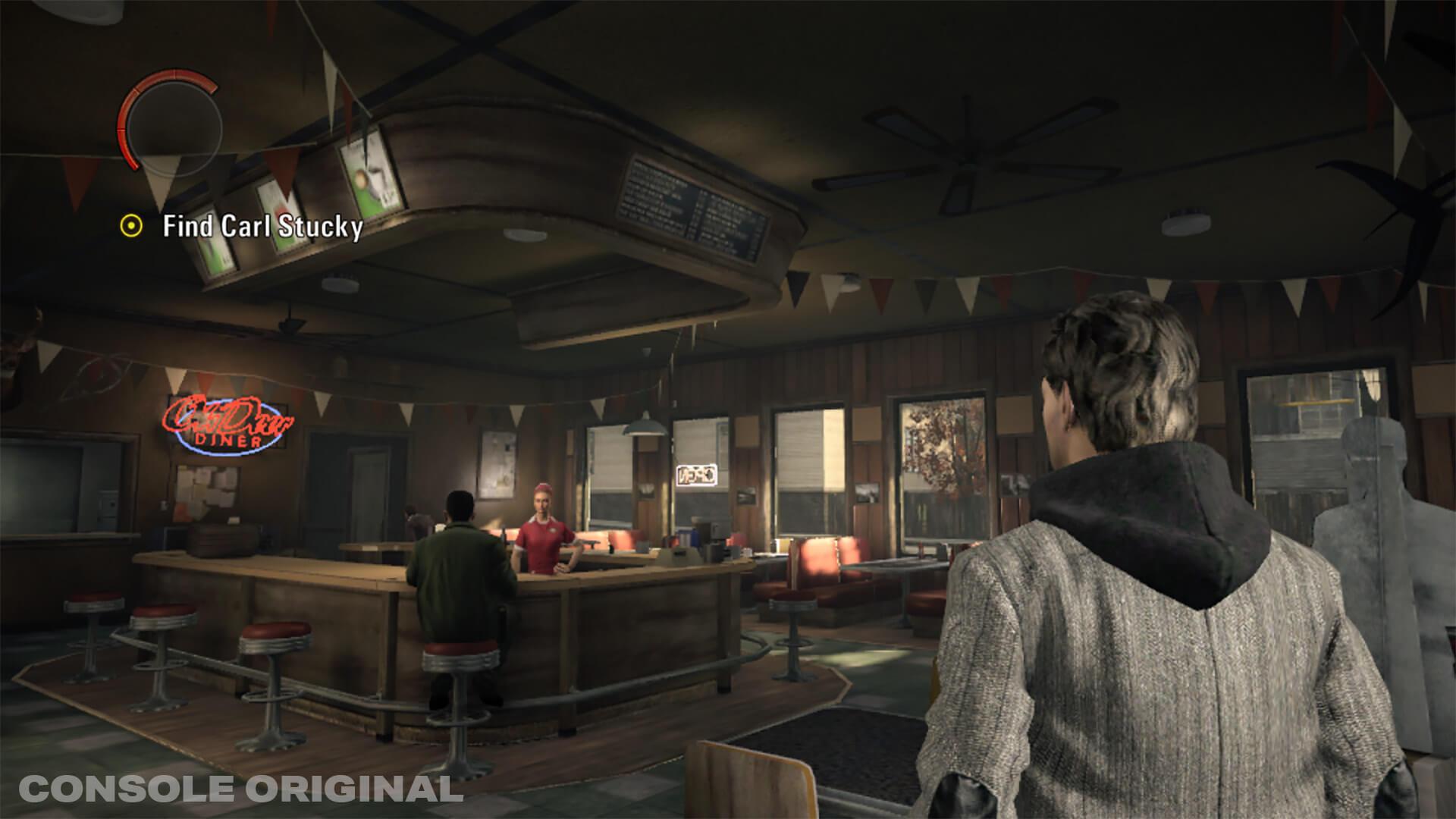 Официальные сравнительные скриншоты ремастера и оригинала Alan Wake