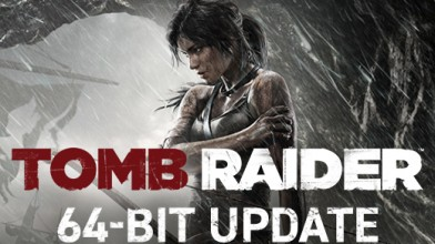 Захватывающий прыжок - Tomb Raider для macOS обновлена до 64 бит