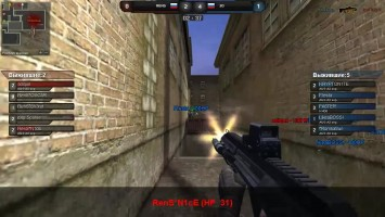 "Point Blank ""3D vs RenS [SLTV AM Series Season XIV, Final] 2 map @vvg"""