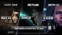 Даты выхода игр от Quantic Dream на ПК